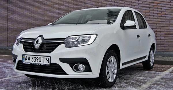 Тест-драйв Renault Logan: перевірка українською зимою