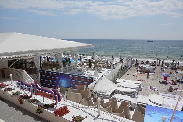 Платный пляж одесса 14