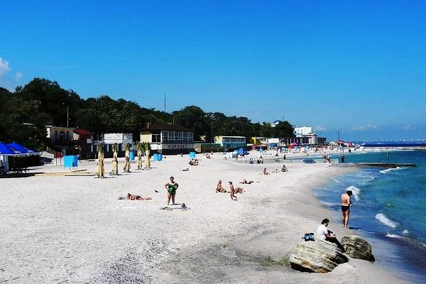 Цены в одессе фото пляжей