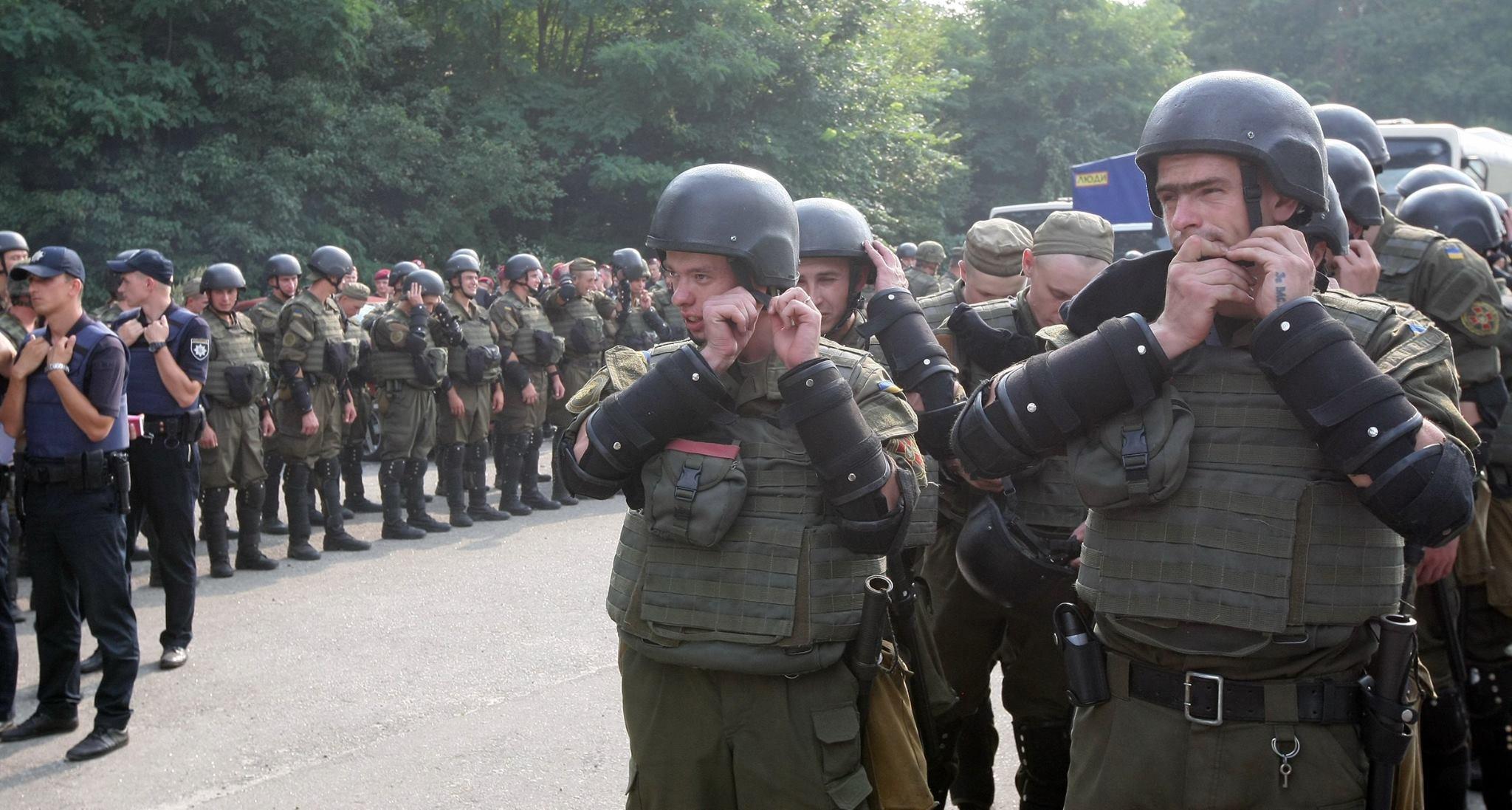 київ правоохоронці
