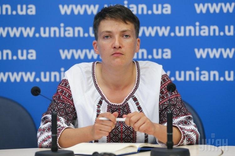 Савченко пресуха