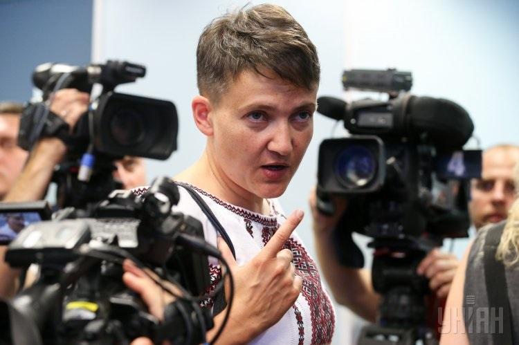 Савченко камери