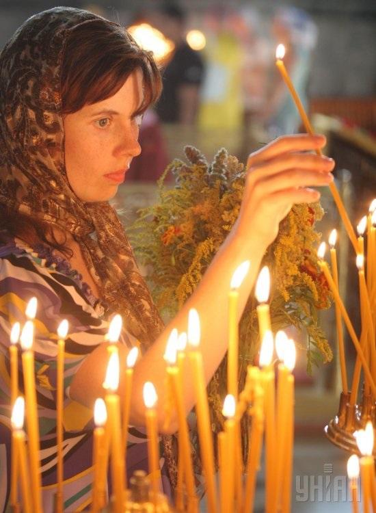 маковія спас дівчина церква уніан