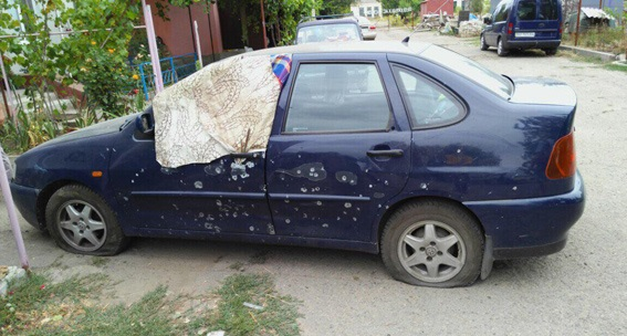 Одеса авто вибух