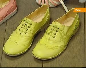 3e119b892326ab Дизайнерське взуття: Українська мода активно підкорює масове виробництво  (+відео)