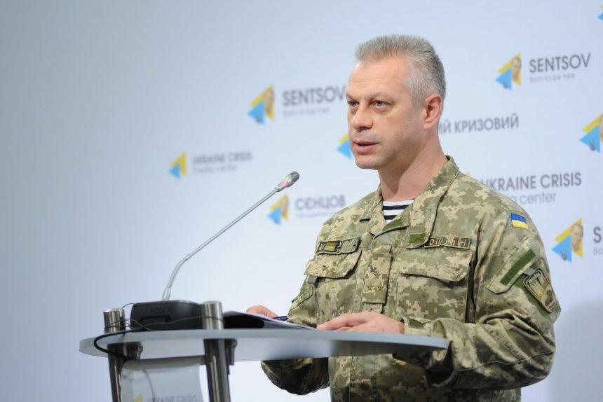 Штаб АТО: Засутки наДонбассе умер один военнослужащий, еще 11— ранены
