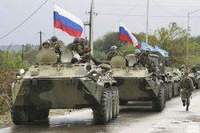 російські війська лентаюа