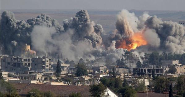 Росія розбомбила лікарню вСирії у відповідь назбитий Су-25