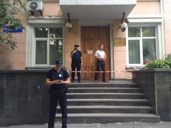 В клинике вКиеве убили мужчину
