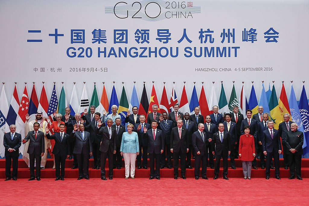 Владимир Путин выбрал необыкновенный формат для пресс-конференции по результатам G20