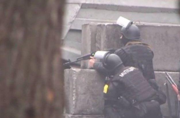 Всуде показали новое видео— Расстрел Майдана