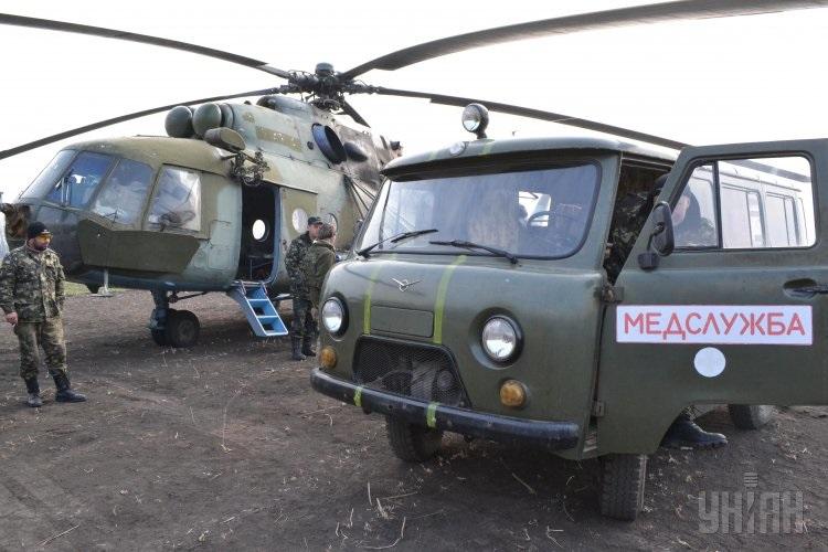 Бирюков: Запрошлые сутки погибли 2 украинских военных, 15— ранены