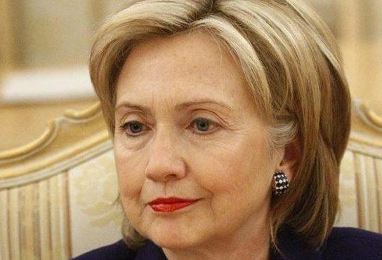 Хілларі Клінтон