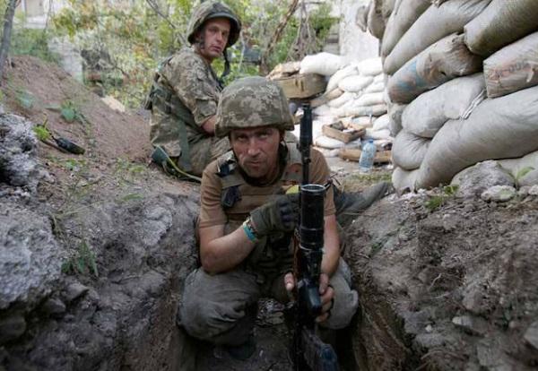 ВДонбассе зафиксировали русские истребители— оккупанты пятый день летают над «ЛДНР»