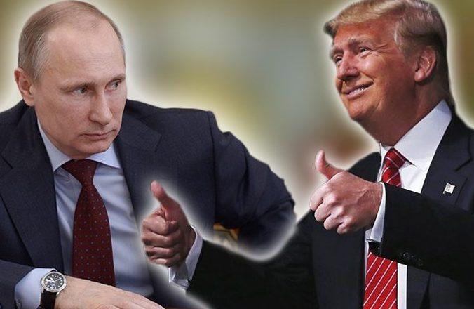 Путін Трамп