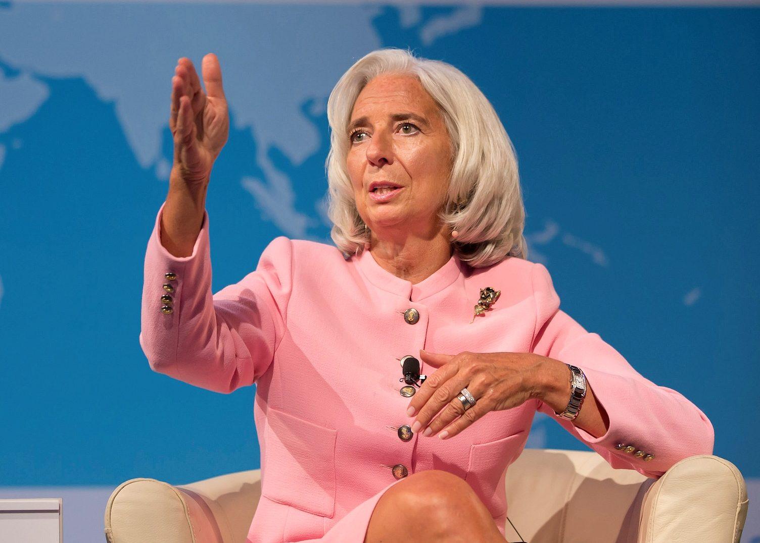 Руководитель МВФ призвала «быстро» реструктурировать оставшийся суверенный долг государства Украины