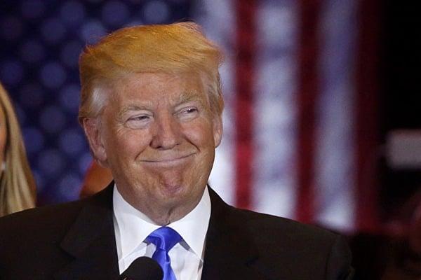 Что у трампа с волосами