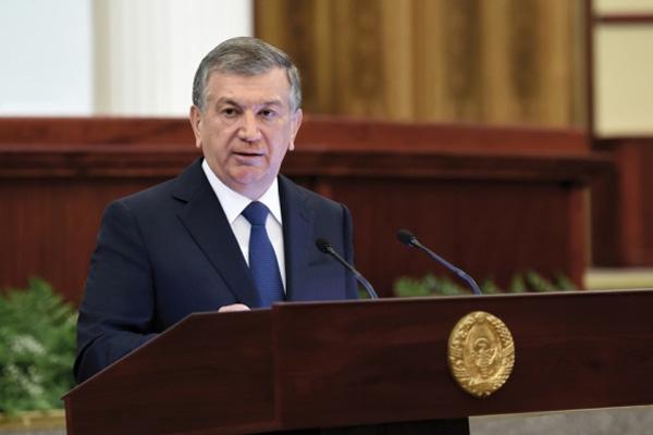 Напост президента Узбекистана выдвинут Мирзиеев