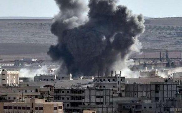 Возле Алеппо врезультате авиаудара погибли четыре медработника