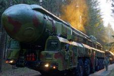 ядерна зброя ракета тополь рос рф
