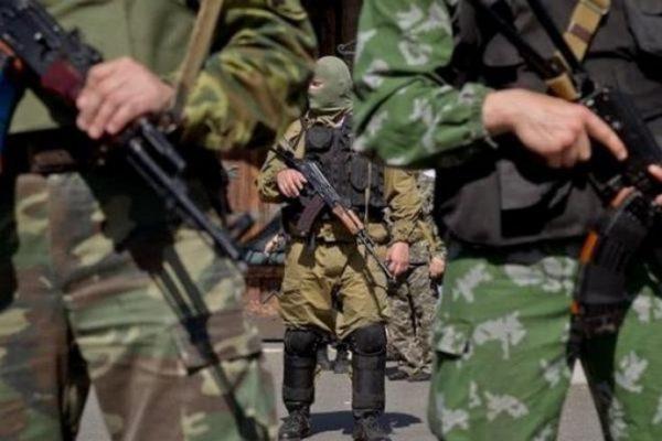 бойовики терористи днр