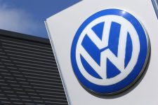 60878717 - volkswagen dealership sign in front of the showroom