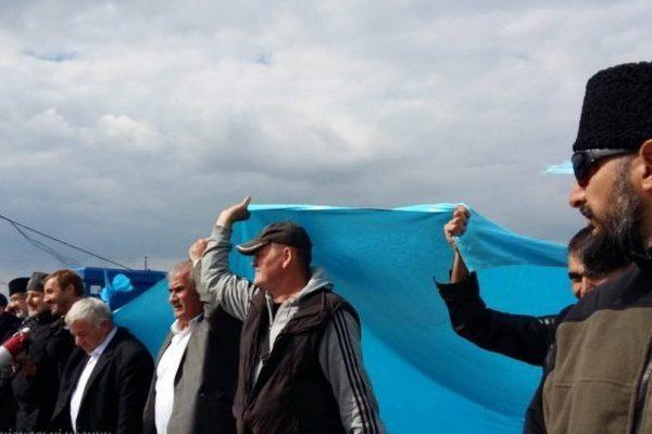 Пункт пропуска «Чонгар» приостанавливает работу из-за годовщины блокады Крыма