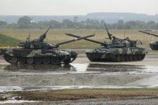 ДНР танки рос