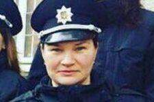 Дніпро поліц Ольга Макаренко