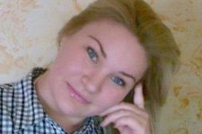 Ольга Макаренко вбита поліцейська