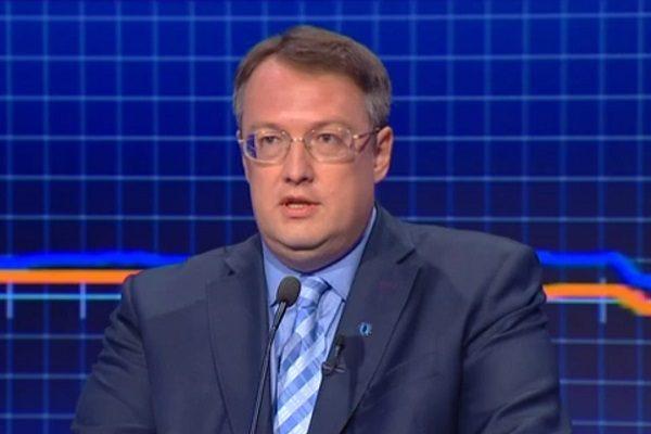 Геращенко розповів, якПугачов отримав посвідчення учасника бойових дій
