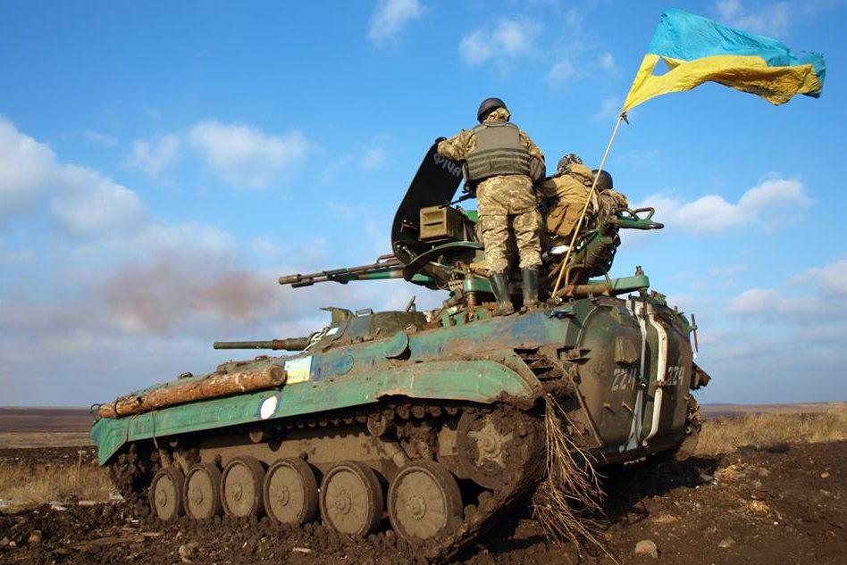 Украинская сторона готова кразведению сил наДонбассе— штаб АТО
