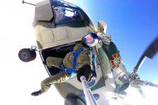 десант Нацгвардії укр парашют