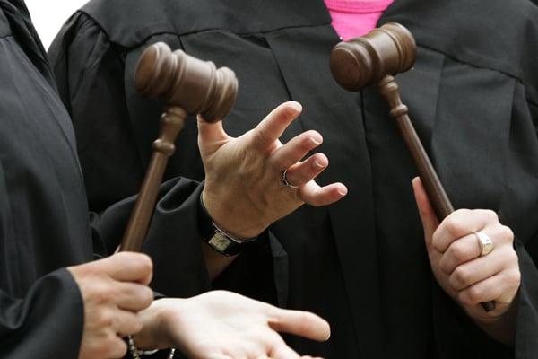 """Спотроверене відлуння """"Судової реформи"""""""