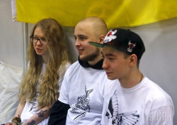 Внаслідок сутичок під апеляційним судом Києва затримано чотирьох людей,— Блищик