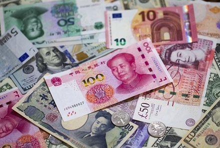 Юань занял место всписке запасных валют МВФ