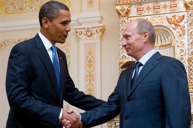 Владимир Путин объявил ультиматут США. Таймер включен. Обама изменившимся лицом бежит пруду