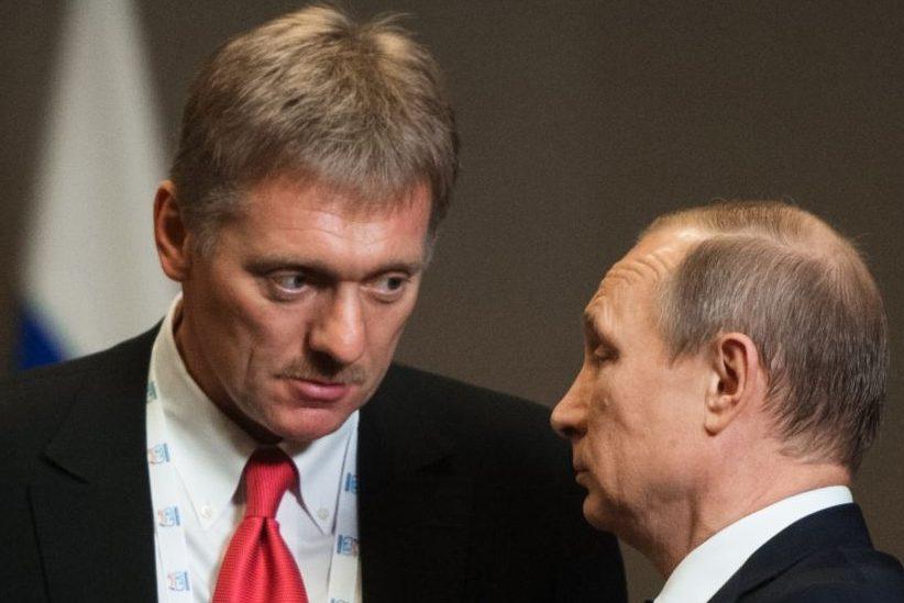 УКремлі навідріз відмовились пояснити затримання українця Сущенка