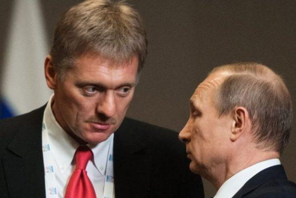 Пєсков і Путін
