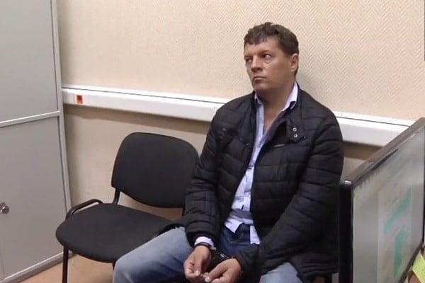 Схваченного вРФ репортера сделали недоступным для юристов