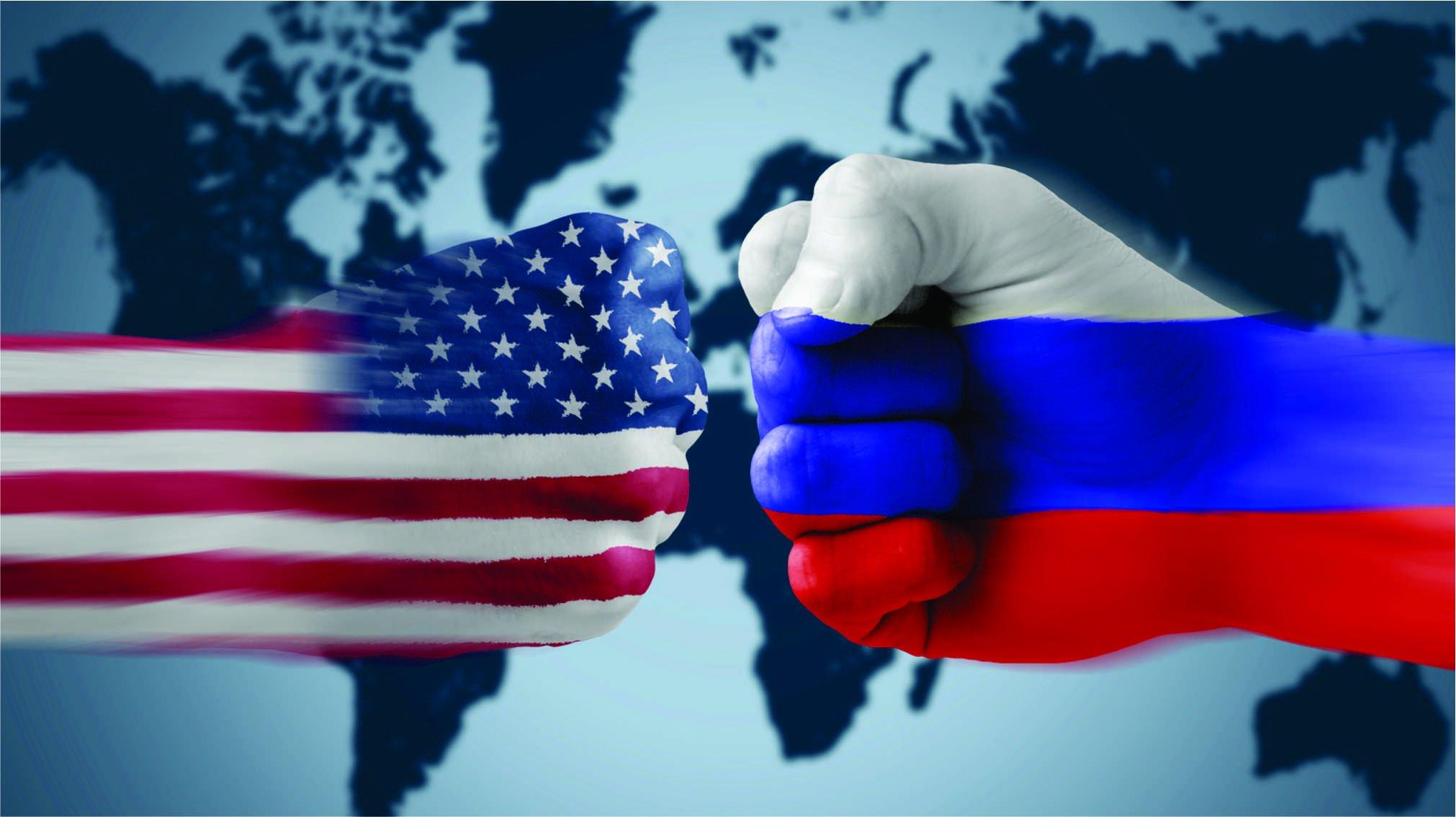 Росія та США