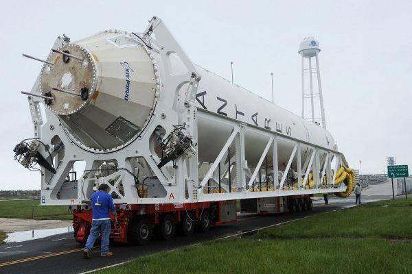 NASA анонсировало запуск ракеты сукраинским двигателем