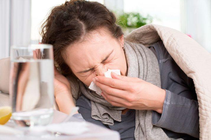 У «гонконгского» гриппа тяжелые сопутствующие симптомы, предупреждают врачи