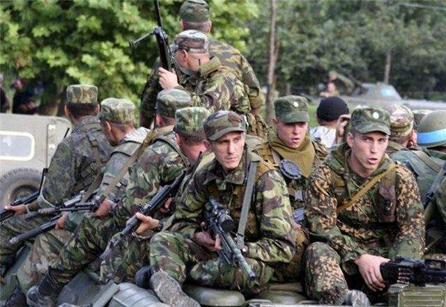 прсійські військові