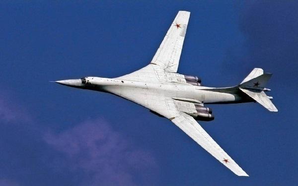 Русские бомбардировщики пролетели мимо границ 5-ти странЕС