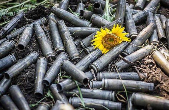 Штаб АТО: Засутки боевики 47 раз обстреляли украинские позиции