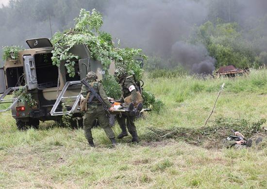 поранені російські військові