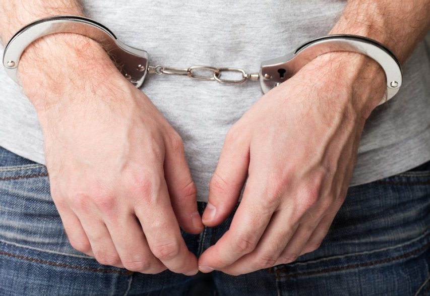 Затримання кримінально авторитета