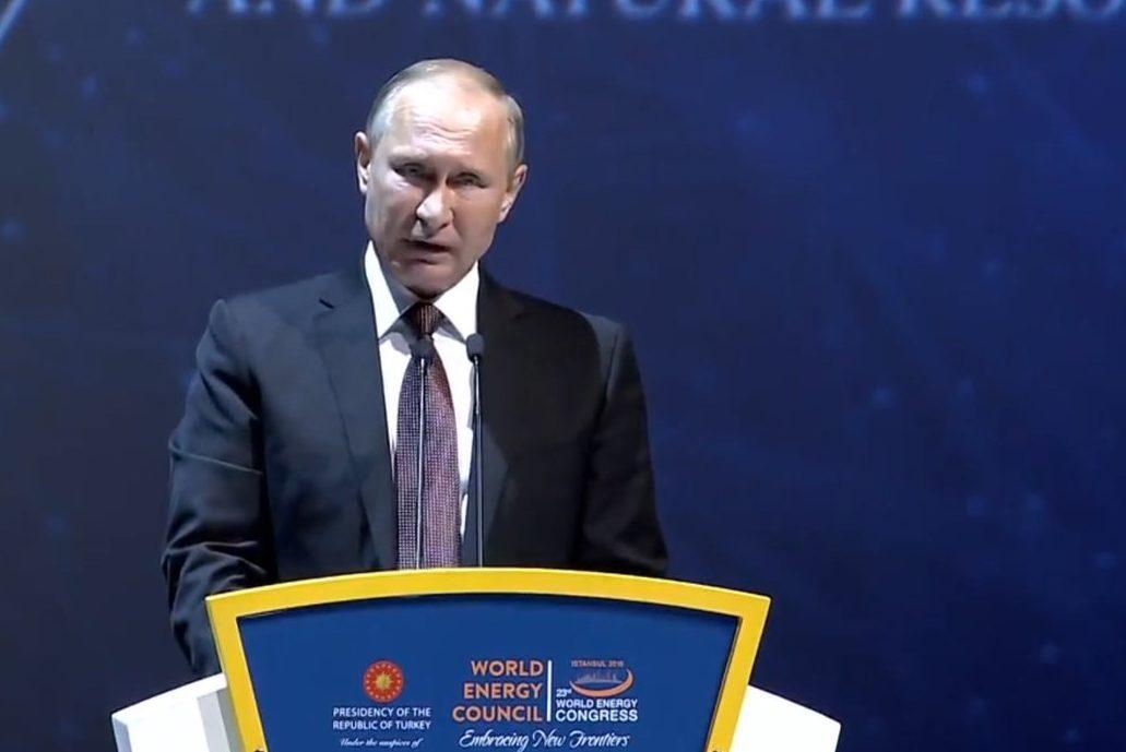 Ціна нафти пішла вгору після обіцянки Путіна заморозити видобуток