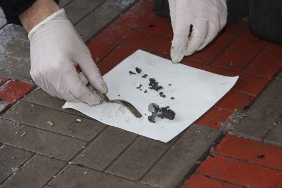 На Чернігівщині біля сільського клубу вибухнула граната